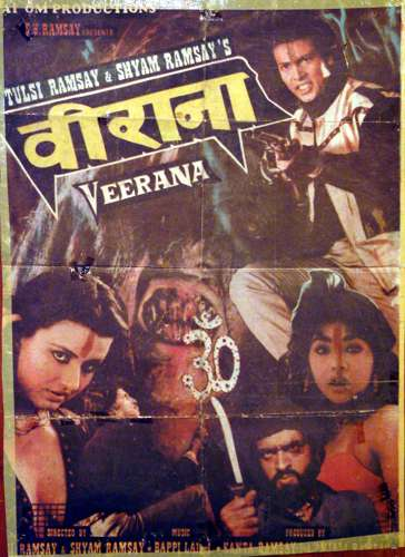 Veerana 1988 Bollywood Horror Movie