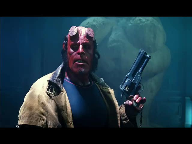 Hellboy II: The Golden Army - Movie Trailer from KushTV