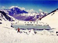 Stranded! The Andes Plane Crash Survivors