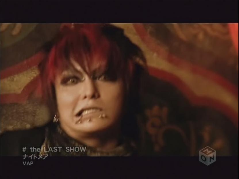 Nightmare - the LAST SHOW pv