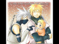 Naruto And Minato-Moments That Never Were