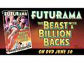 Futurama - The Beast With A Billion Backs Trailer