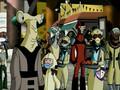 Legion of Super Heroes 105 Champions