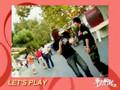 DBSK at Disneyland