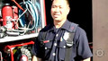 Firefighters from the San Francisco Fire Department on The Battalion-The Series: Webisode #13