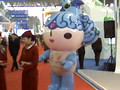 Beibei and Nini at CITM Kunming China with CityDMC.com