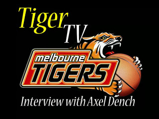 Axel Dench Melbourne Tigers