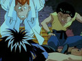 Tired Threats (Yu Yu Hakusho Moment)
