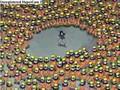 Naruto vs Sasuke out of control