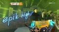 SBS Inkigayo epik high feat Sun Ye