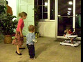 shai playing with the kids