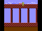 Zelda II - Fairy Glitch #1
