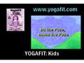 YOGAFIT KIDS! Work out DVD