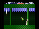 Zelda II - Fairy Glitch #3