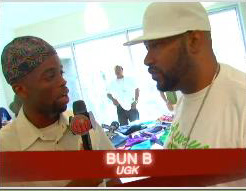 LRG and Bun B II Trill Gifting Suite