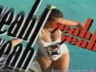 Sabrina Salerno Yeah Yeah Video Clip