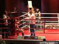Boxing, Yantarniye Perchatki Cup (Kaliningrad, Russia, 2007).Romal Amanov (Azerbaijan) - Alexey Tishenko (Russia).