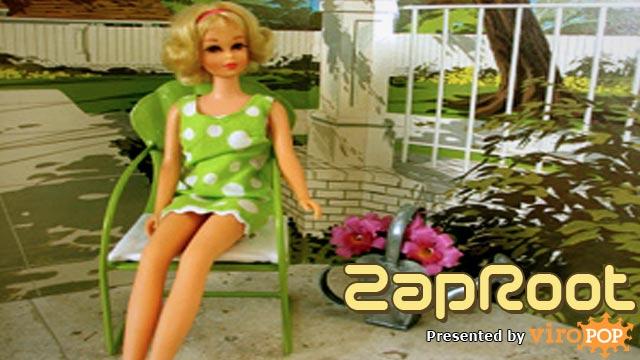 Green Barbie | ZapRoot 045