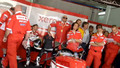 Troy Bayliss shows us just how important his Ducati Xerox team are