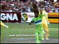 Waqar Younis Gets Taylor Caught Behind By Yousuf B&H WS Match 13 - 1990