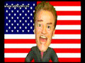 Funny Animation - Schwarzenegger Sing-a-long with Steroids
