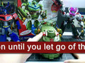 Transformers Animated Leader Class Bulkhead