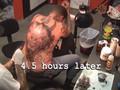 Crazy Back Tattoo