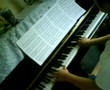 Rolling Star ~ piano