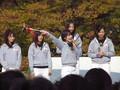 momoko at fanclub event