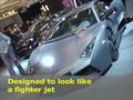 LA Auto Show: Lamborghini Gallardo Nera & Reventon