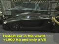 LA Auto Show: Vector WX8