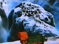 36. Im Schneesturm