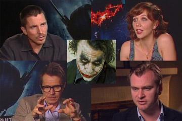 *EXCLUSIVE* Heath on Nicholson and Dark Knight cast on Ledger as Joker