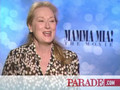 Meryl Streep Exclusive Mamma Mia Interview with Jeanne Wolf