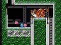 Nobo Playing Mega Man 3 - Top Man