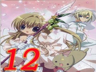 Kamichama Karin 12