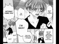 Fruits basket manga Vol 1 chap 2
