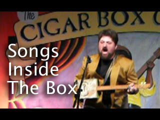 Songs Inside The Box promo