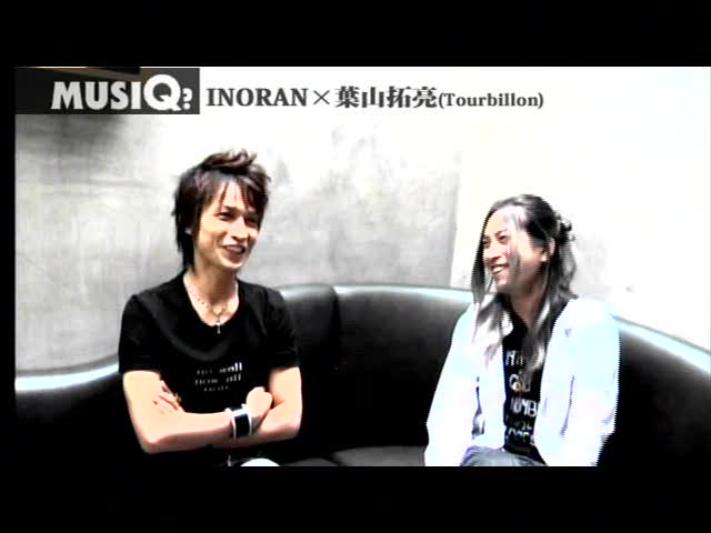INORAN and Hayama Interview