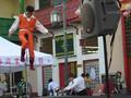 Acrobatic Multi Tasks