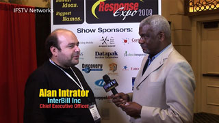 Richard Gant interviews Alan Intrator