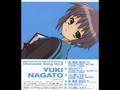 Yuki, Muon, Madobe Nite - Yuki Nagato [Chihara Minori]
