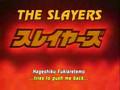 slayers opening 1