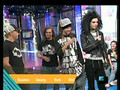 Tokio Hotel on TRL [08.05.2008] Interview Part 2