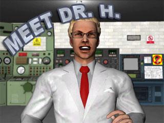 Meet Dr. H