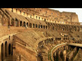 Das Kolosseum Arena der Gladiatoren