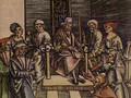 Die Stadt im späten Mittelalter - IV - Gassen, Ghettos, Baubetriebe