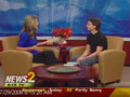 Attention Deficit Disorder Interview with Michael Sandler on Denver Television (Author of College Confidence with ADD)