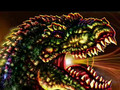 Godzilla '94 Graphic Novel Trailer
