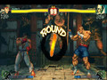 Street Fighter IV gameplay video Ryu VS Sagat